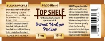SmokeStik Top Shelf Sweet Mother Pucker