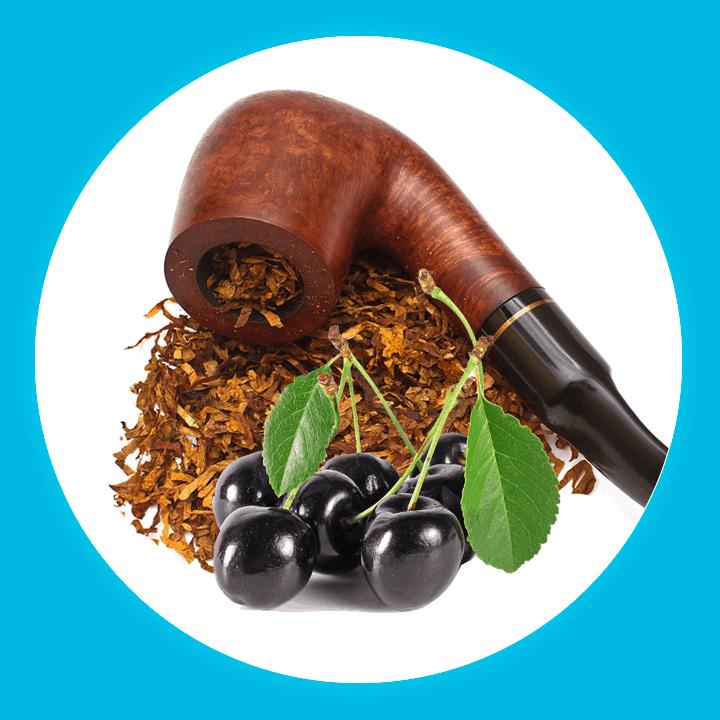 SmokeStik Select eLiquid Black Cherry Tobacco