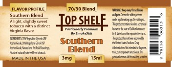SmokeStik Top Shelf SouthernBlend