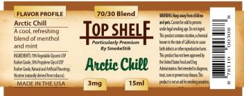 SmokeStik Top Shelf Arctic Chill
