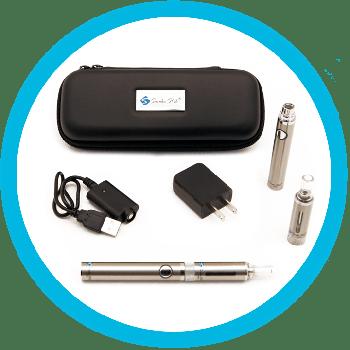 SmokeStik ULTRA Kit - Silver