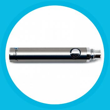SmokeStik ULTRA Battery - Silver
