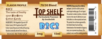 SmokeStik Top Shelf B2C2