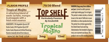 SmokeStik Top Shelf TropicalMojito