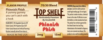 SmokeStik Top Shelf Phinnish Phish