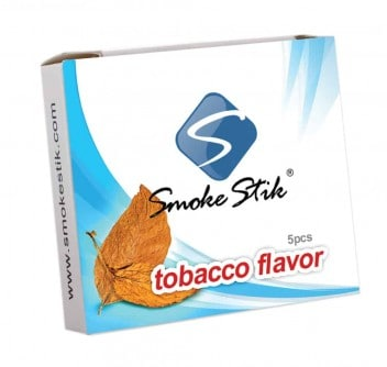 Tobacco Flavored Cartomizer  (5 Pack)