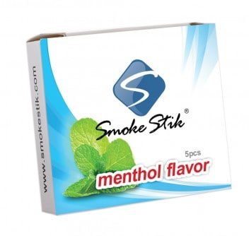 Menthol Flavored Cartomizer (5 Pack)