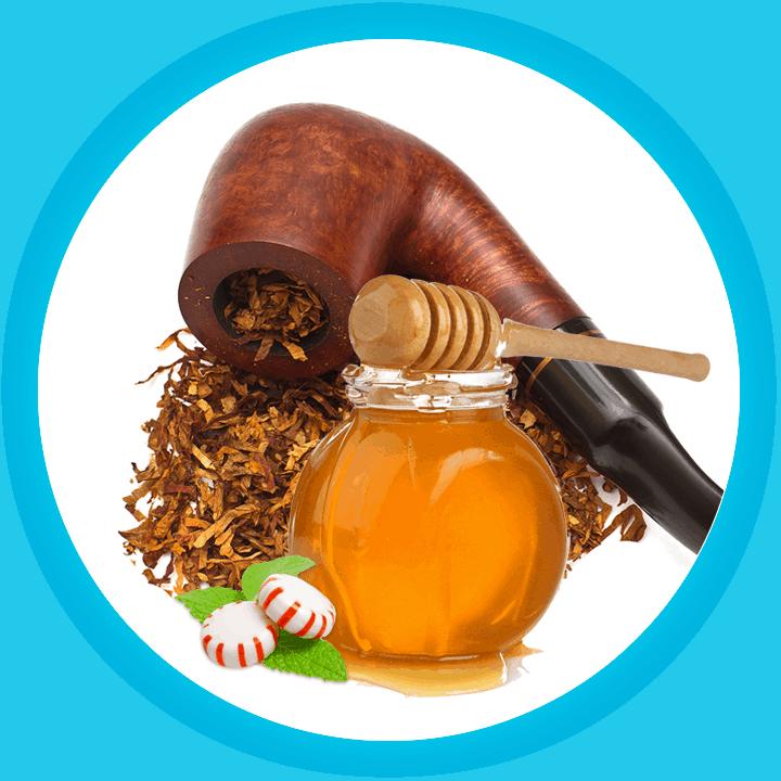 SmokeStik Select eLiquid Honeyed Tobacco