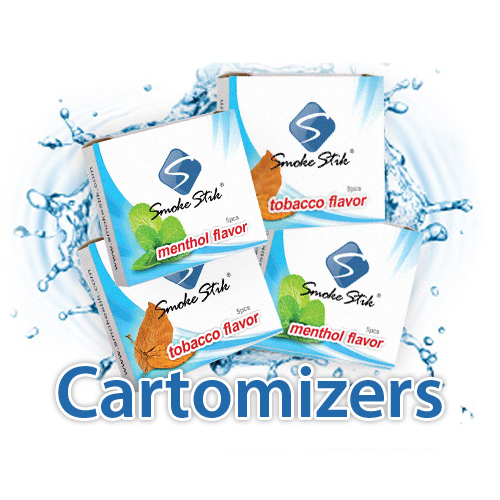 Get Refilled - Cartomizers